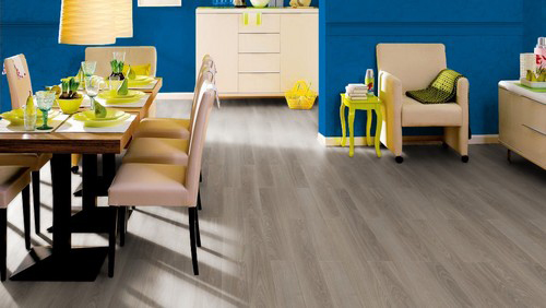 Parquet massif - chêne GRIS ANTIQUE AUTHENTIQUE LOFT GO-4 (TRITTY100) - premibel-parquet.com