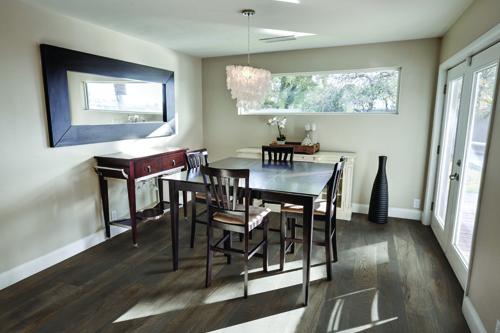 Parquet flottant chêne huile - Chêne multiply rustique huilé shadow - 190x22x1820x6mm de vrai bois