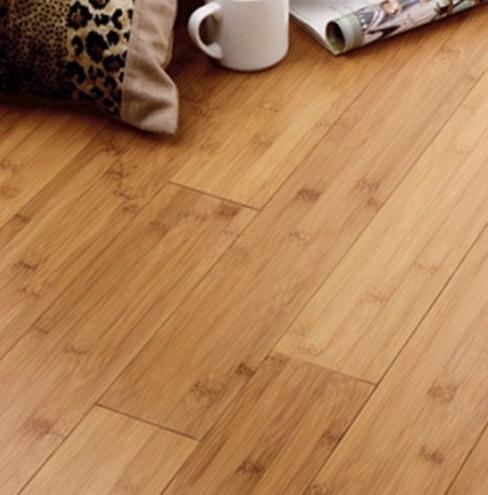 Bambou massif verni horizontal caramel clair 96x15x960mm