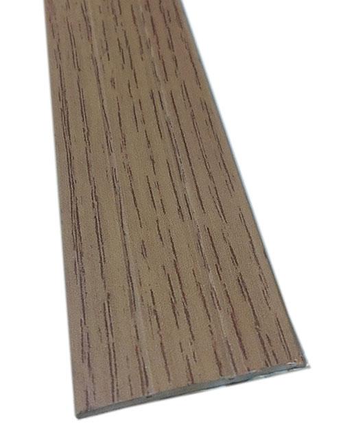BARRE DE SEUIL EXTRA PLATE JONCTION AUTOCOLLANTE CHENE (46310) 4cm 0.90m