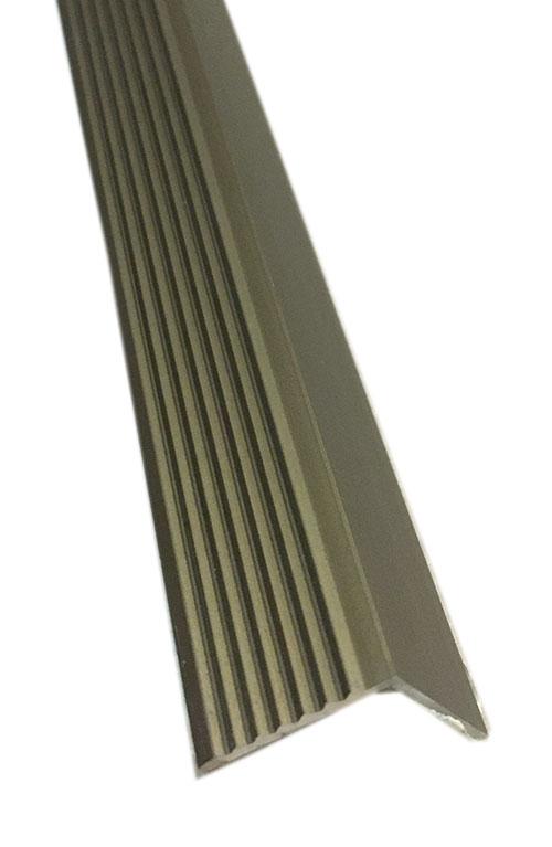 CORNIERE ALU ADHESIVE 20 X 20MM X 1130 BRONZE (22637)