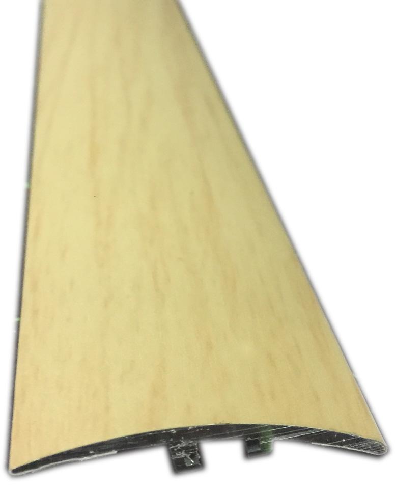 Barres de seuil allu recouvert - Barre de seuil diff de niveau erable (3281) 1.66m