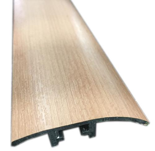 Barres de seuil allu recouvert - Barre de seuil diff niveau hêtre (3280) 1.66m