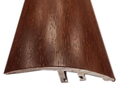 BARRE DE SEUIL DIFFERENCE DE NIVEAU MERBAU (44245) 0.90m 5cm H.SOL 16mm