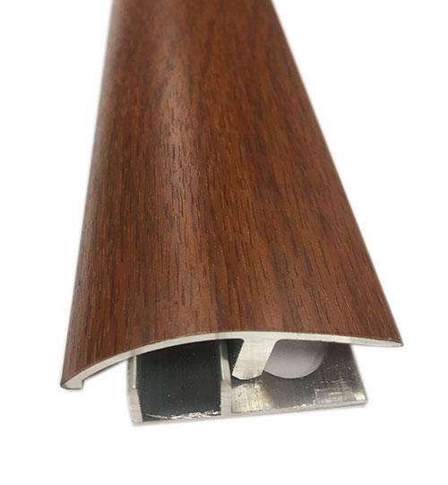 BARRE DE SEUIL MERBAU DIFFERENCE DE NIVEAU A EMBOITER SUR BASE (43426) 50mx90cmx 12.5/15mm