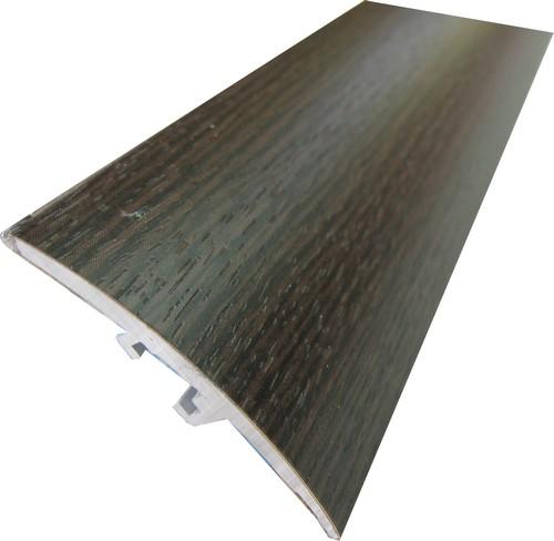 P Barre de seuil couleur noire wengé (45447) 0 93m PARQUET flottant bois Prix discount sur  # Barre De Seuil Large Bois