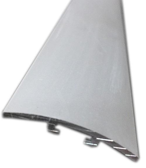 BARRE DE SEUIL SILVER MAT JONCTION 3cm 2.70ML (69006) - discount-parquet.fr