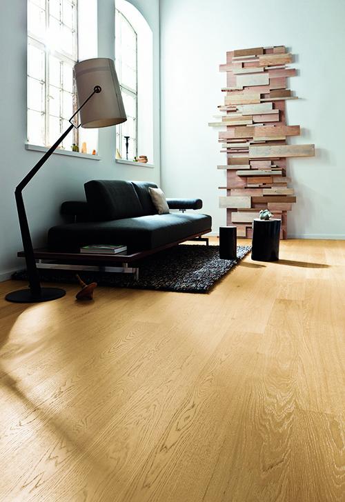 CHENE MASSIFVERNI BROSSE SURCHOIX NATUREL 140X14mm - Certifié FSC 100 % - Prix-parquet.com