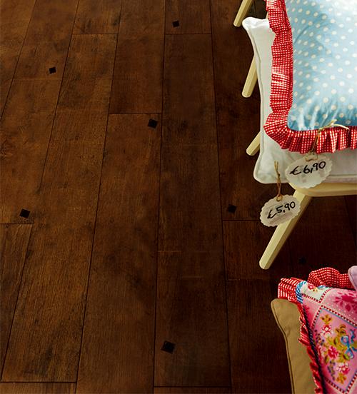 Parquet flottant chêne huile - Chêne multiply rustique huilé tatras 190x22x6mm de bois noble +