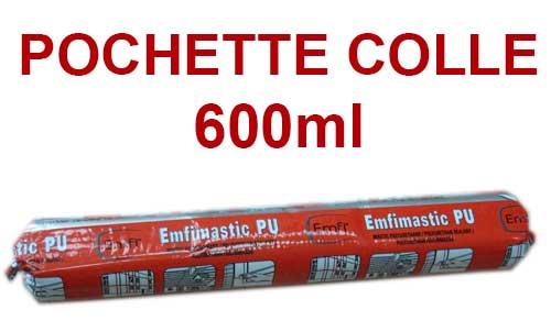 Colle MSPP 600ml ECOLOGIQUE GRANDE POCHETTE