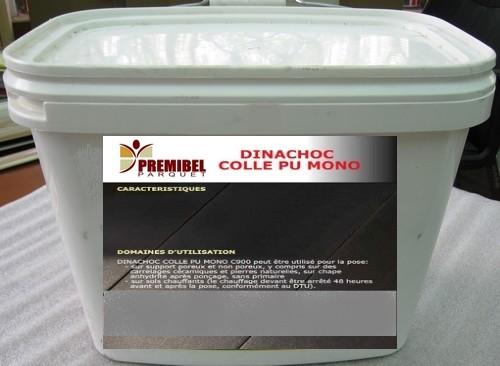 Colle PU DINACHOC C900 - 15kg spatulable EC1