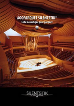 Colle Agoparquet Silentstik - colle isolante 19dB 15Kg