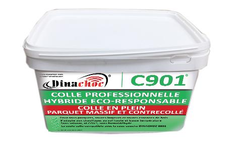 Colle - Colle dinachoc c901 15kg hybride spatulable ec1 ecologique classe a+ pro 3db