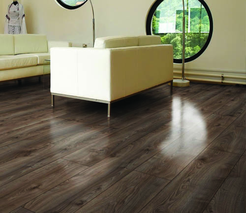 Parquet Stratifié Décoart New-york Plus - DAMTP4791 - Chene stratifie decoart makro brun - gamme new york plus- 1845mmx244mmx10mm - certifié fsc mix credit