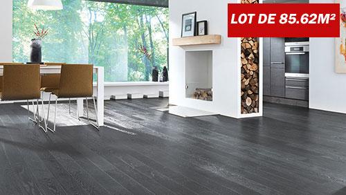 parquet contrecoll plancher flottant et sol stratifi aux meilleurs prix. Black Bedroom Furniture Sets. Home Design Ideas