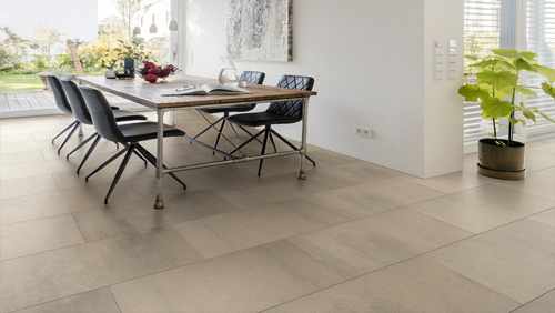 Carreaux celenio - Sol celenio athos polar grey pierre naturelle multicolore