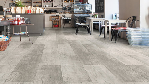 Sol design disano - Sol disano project pl a l'ancienne chene country gris trame rustique 4v micro