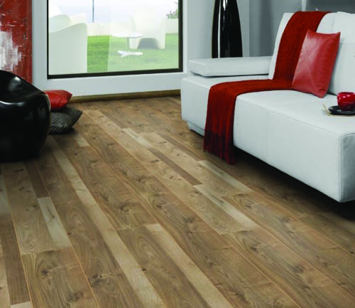 Krono exquisit - Chene stratifie rosemont - gamme exquisit- 1380mmx193mmx8mm - certifié fsc mix credit