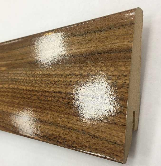 PLINTHE MDF GLAMOUR NOYER MORRIS 80X19X2400 - achat-parquet.com
