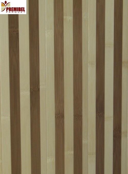 Bambou massif horizontal zébré 960x96x15 lot fin de série