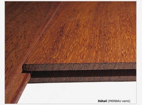 choisir un parquet massif brut en bois exotiques. Black Bedroom Furniture Sets. Home Design Ideas