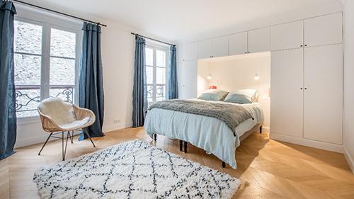 POINT DE HONGRIE CHENE MASSIF PR VERNI BROSSE DIAMANT 90X14X510 - Certifié FSC 100 % - Parkett.fr