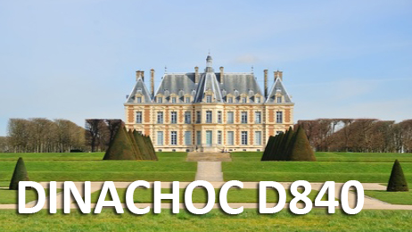 DINACHOC D840 ISOLATION Thermo-Acoustique RENOVATION PRODUIT 100% RECYCLE 40dB - Parkett.fr