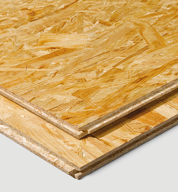 Composite - Dalles osb3 haute qualite 2500x675x18mm