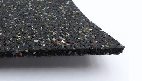 Isolation phonique thermique - Sous couche chantier dinachoc isolation s880-10mmcaoutchouc régénéré100% recyclé22db classe a+