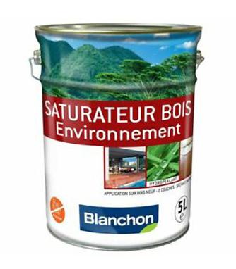 Saturateur environnemental bois exotique 5 litres