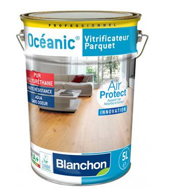Vitrificateur océanique blanchon 5 litres couleur satin