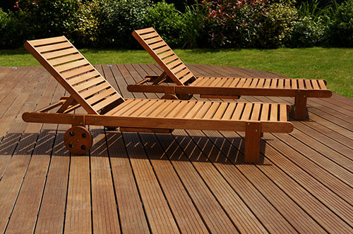 LAME DE TERRASSE IPE BRUT DECK CLIPSABLE 1 FACE LISSE 140X19X1800 à 3050mm - Parkett.fr