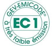 Premibel Parquet privilégie depuis la création des étiquettes « Émissions dans l'air intérieur » la catégorie EC1 en priorité, jusqu'au point d'atteindre aujourd'hui la catégorie EC1 pour sa colle C900 et C901 et ses sous-couche DINACHOC S801