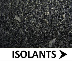 isolants et sous-couche