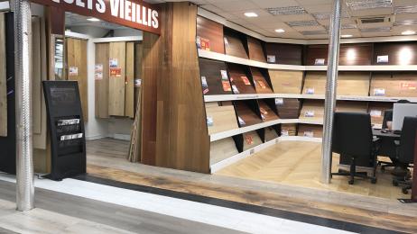 showrooms magasins de paris premibel paris voltaire. Black Bedroom Furniture Sets. Home Design Ideas