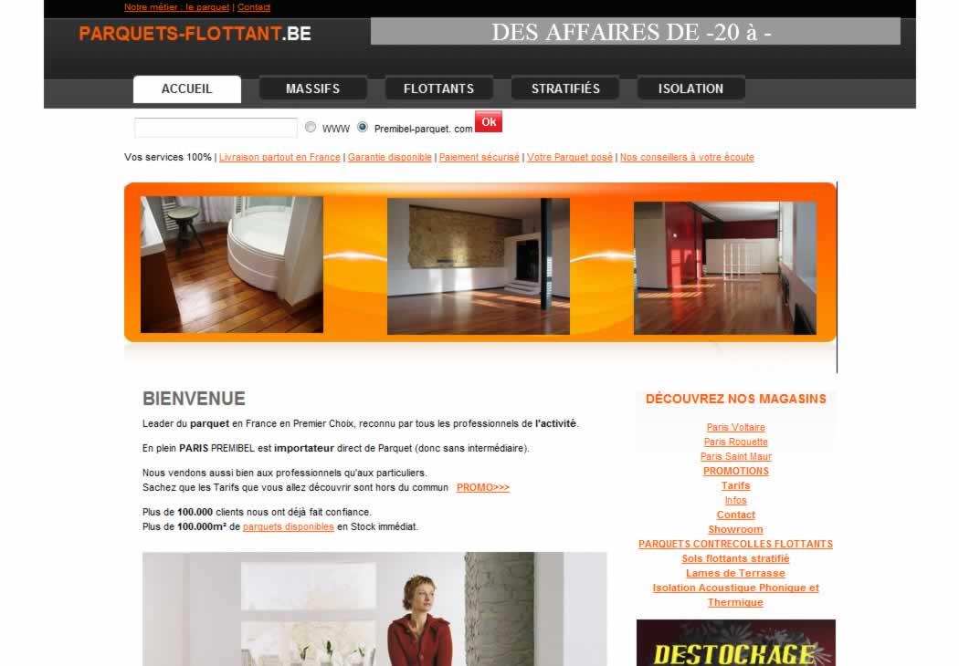 pin parquets flottanteu on pinterest. Black Bedroom Furniture Sets. Home Design Ideas