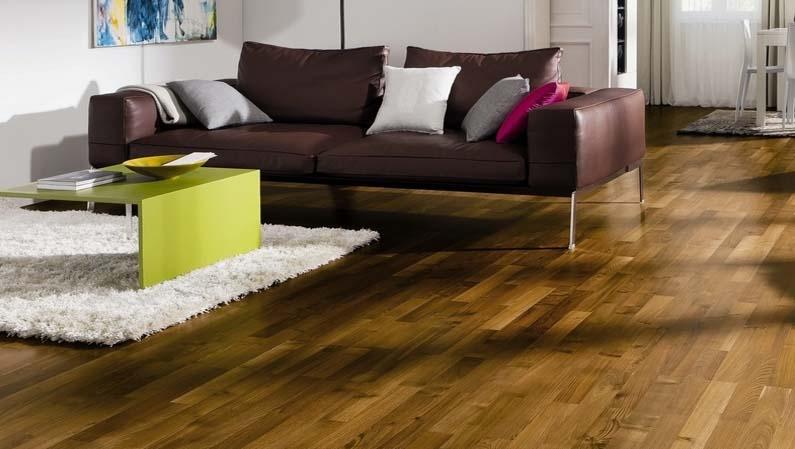 Parquet flottant bois exotique verni Baton rompu contrecollé robinier ambre authentique 70x10 l490 (compatible avec sol raffraîchissant) - certifié pefc 70% BTRPF38014 Parquet flottant bois exotique verni