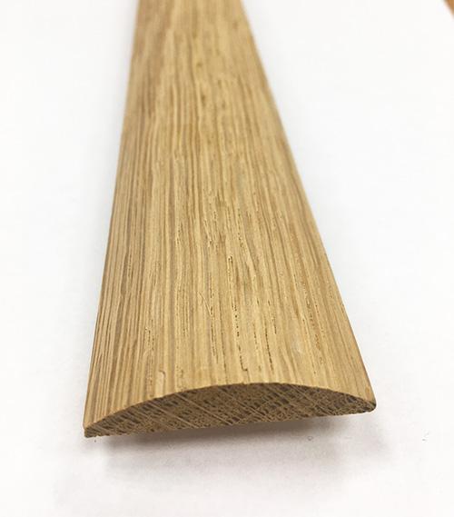 Barre de seuil bois massif et MDF pour parquet et sol stratifié Premibel