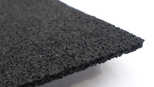 Sous-couches isolation phonique thermique Sous couche dinachoc isolation s801-5mm caoutchouc régénéré100% recyclé 20db classe a+ et ec1 SOU8015 Sous-couches isolation phonique thermique