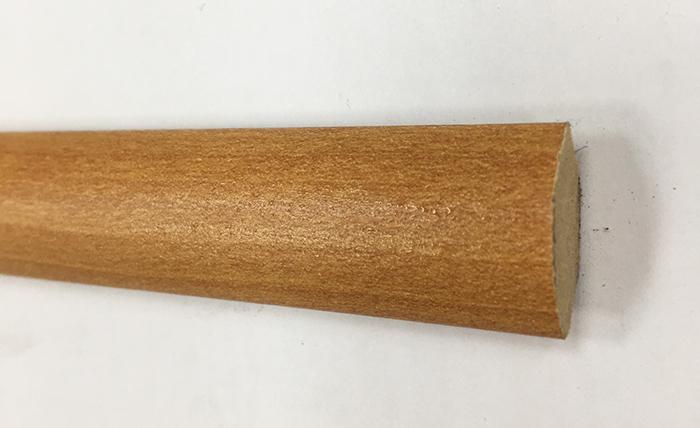 Quart de rond parquet - 1/4 de rond merisier moyen (1432)