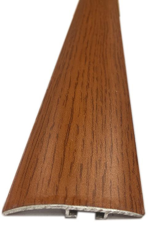 Barre de seuil diff de niveau merisier (3283) 5cm 1.66m