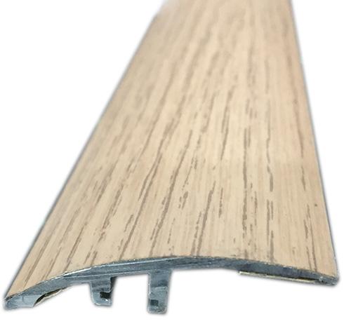 Barre de seuil chêne diff niveau 2.70ml (70282) 5cm