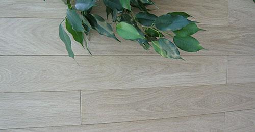 Lots fin de série parquet - Chêne massif brut rusticama 90x23x300-400 go-0