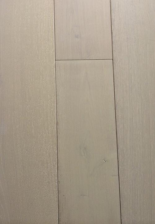 Lots fin de série parquet - Chêne multiply rustique selection pré huilé snow - 180x21x2400 6 mm
