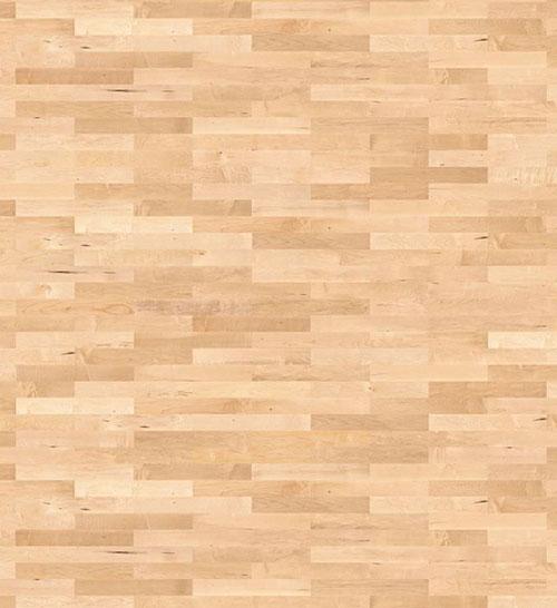 Parquet flottant bois exotique verni - Baton rompu contrecolle decoart erable canadien authentique 70x10 l490<br /> (compatible avec sol rafraîchissant) - certifié pefc 70%