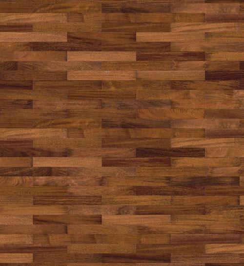 Parquet flottant bois exotique verni - Baton rompu contrecolle decoart merbau verni 70x10 l490<br /> (compatible avec sol rafraîchissant) - certifié pefc 70%