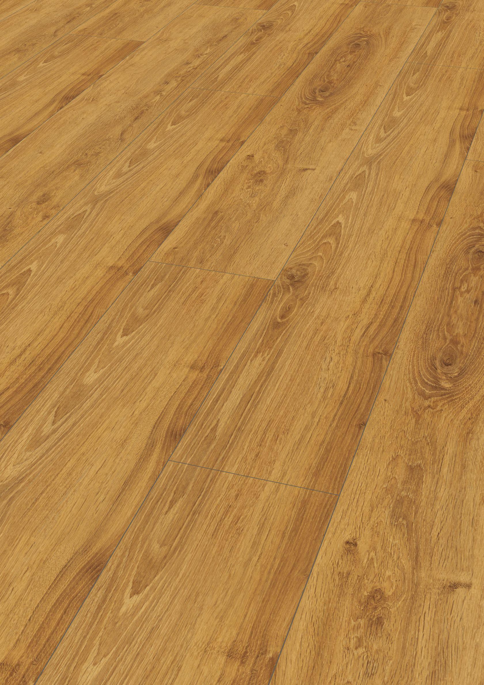Parquet stratifié décoart londres - Parquet sol stratifié decoart - chêne victorian extra brillant - gamme londres - 1220mmx193mmx8mm