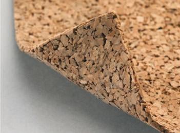 Sous-couches isolation phonique thermique - Sous coucheliege - 2mm 30m²/rouleau