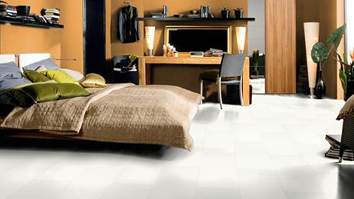 Lots fin de série parquet - Minimal white plaza go-4 tt100 tc lot fin de serie 24.60m²