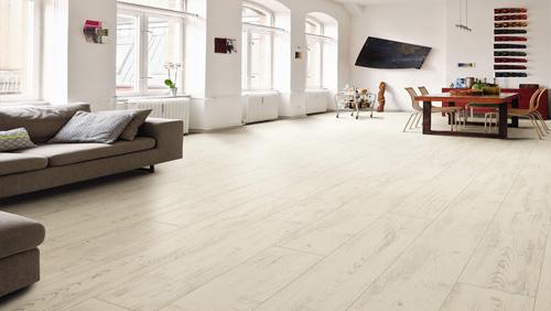 Lots fin de série parquet - Châtaignier bianco mat gran via tt100 - lot fin de serie 5.36m²